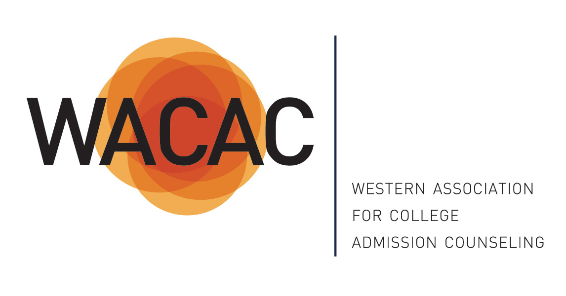 Member Western Association for College Admission Counseling (WACAC)